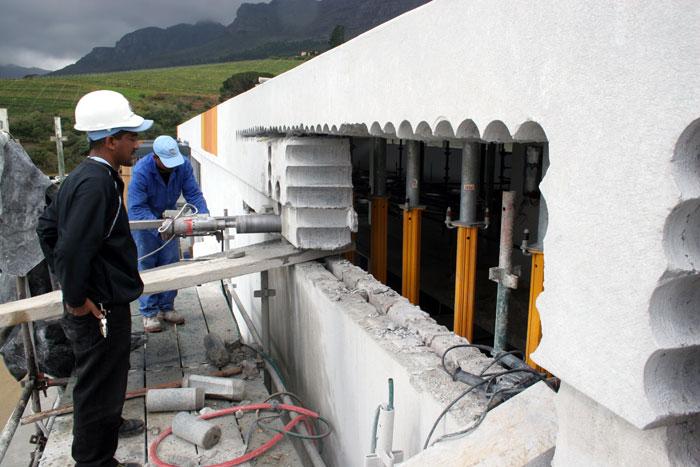 Concrete Stitch Drilling Vb Core Drill
